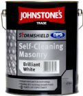 Johnstone's Stormshield Self Cleaning Masonry Paint Tinted Colours 5 Litres